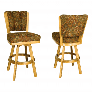 S3589 Bar Counter Armless Swivel Stool