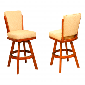 S3597 Bar Counter Armless Swivel Stool