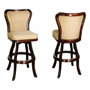S4250 Bar Counter Armless Swivel Stool