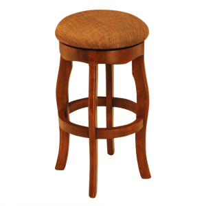 S4600 Bar Counter Backless Swivel Stool