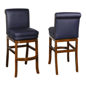 S7751 Bar Counter Armless Swivel Stool