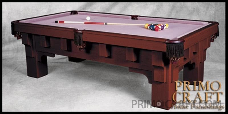 Juarez Custom Billiard Pool Table
