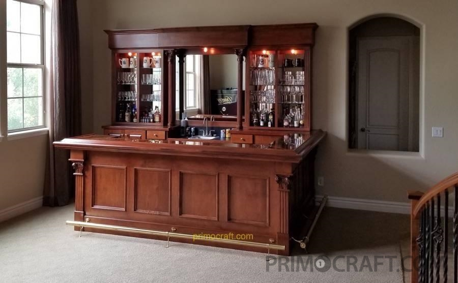 Sherman Home Bar