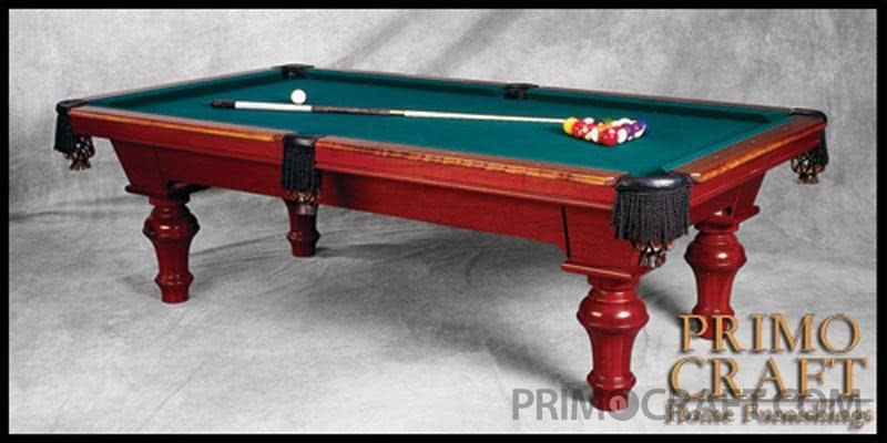 Cavalier Custom Billiard Pool Table