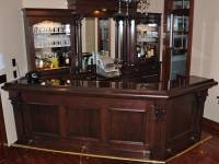 Dunsmoor Custom Wood Home Bar