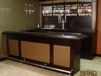 Taylor Custom Wood Home Bar