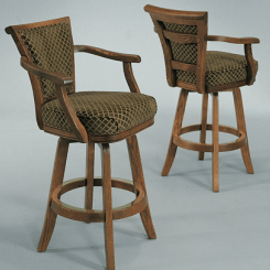 222 with arms Bar Stool