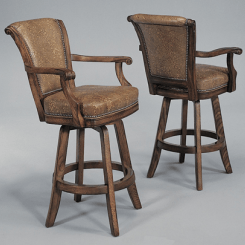 Classic Bar stool with arms