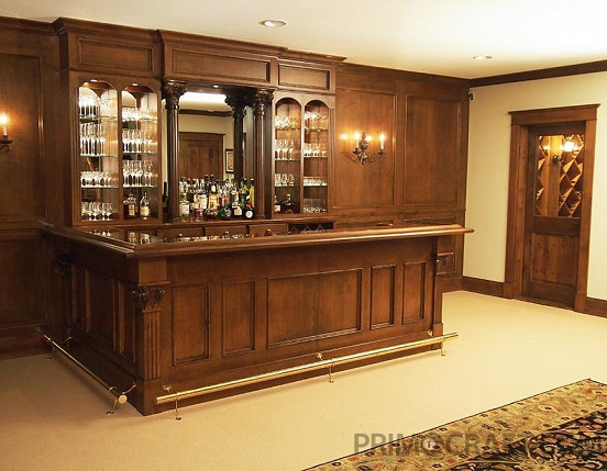 Gaughan Custom Bar