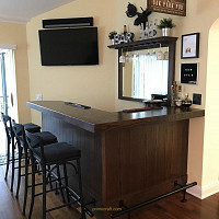 Lopez Home Bar