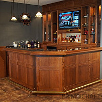bar is the focal point